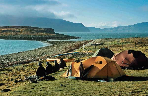 In praise of wild camping