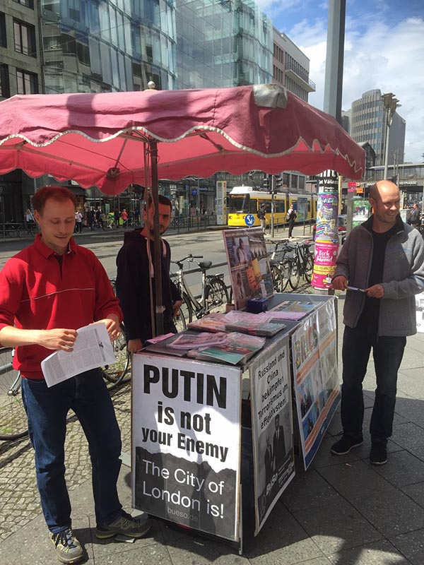 """""""England, Don't Let Us Down!"""" – an essay from Berlin on the eve of the Brexit vote."""