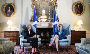May v Sturgeon: Scottish Education Swept up in Political War of Words