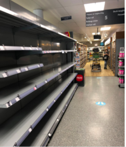 Brexit not 'pingdemic' affecting Scotland's food supply, say independent retailers